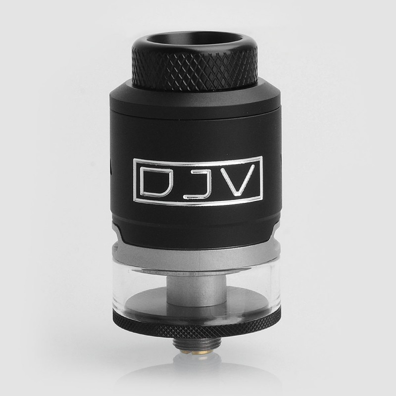 New to Market Vapefly Mesh Plus RDTA  Authentic USA! Fast Shipping