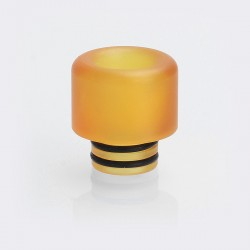 510 Replacement Drip Tip for RDA / RTA / Sub Ohm Tank - Brown, PEI, 14mm