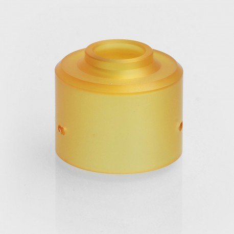 SXK Replacement Top Cap for Hadaly Style RDA - Brown, PEI
