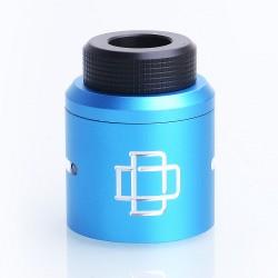 Authentic Augvape Druga RDA Top Cap Kit w/ Drip Tip - Blue, Aluminum