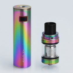 Authentic SMOKTech SMOK Stick X8 3000mAh Built-in Battery Mod + TFV8 X-Baby Tank Kit - 7-Color, 24.5mm, 4ml (Standard Edition)