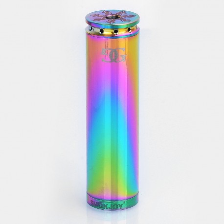 Authentic Smokjoy Gotta God 120W 3500mAh Battery Mod - Rainbow, 10~120W
