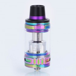 Authentic Uwell Valyrian Sub Ohm Tank Atomizer - Iridescent, Stainless Steel, 5ml, 25mm Diameter