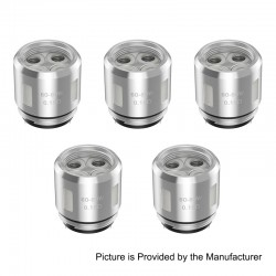 Authentic GeekVape Shield IM4 Coil Heads for Shield Sub Ohm Tank - 0.15 Ohm (60~80W) (5 PCS)