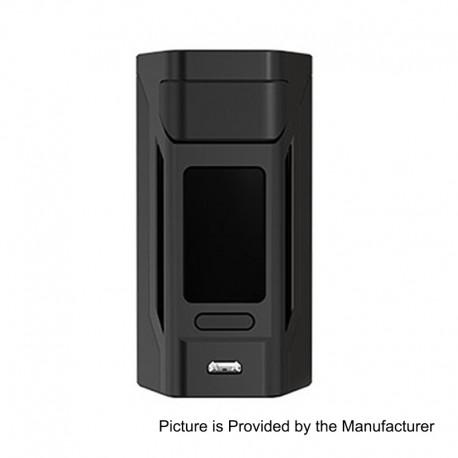 Authentic Wismec Reuleaux RX2 200W TC VW Variable Wattage Mod - Black, 1~200W, 2 x 20700 / 18650