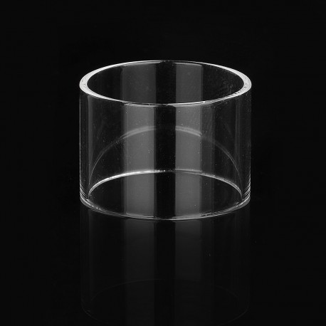 Coppervape Replacement Tank Tube for NarBa / NartTa Style RDTA - Transparent, Glass