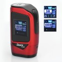 Authentic Hcigar Towis T180 180W TC VW Variable Wattage Box Mod - Red, 5~180W, 2 x 18650