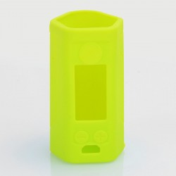 Authentic Iwodevape Protective Sleeve Case for Wismec Reuleaux RX GEN3 300W Mod - Green, Silicone