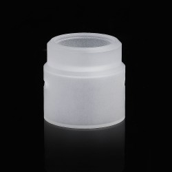 YFTK Replacement Top Cap for Entheon Style RDA - Translucent, PC