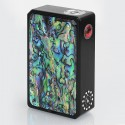 Authentic Moyuan Joker 240W VV Variable Voltage Box Mod - Black, Zinc Alloy, 1~8.2V, 2 x 18650