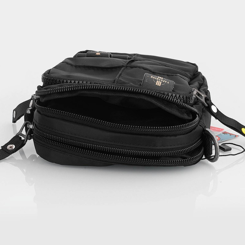 Authentic Vapethink Puzzle Carrying Storage Bag For E Cigarette Black Polyamides 140