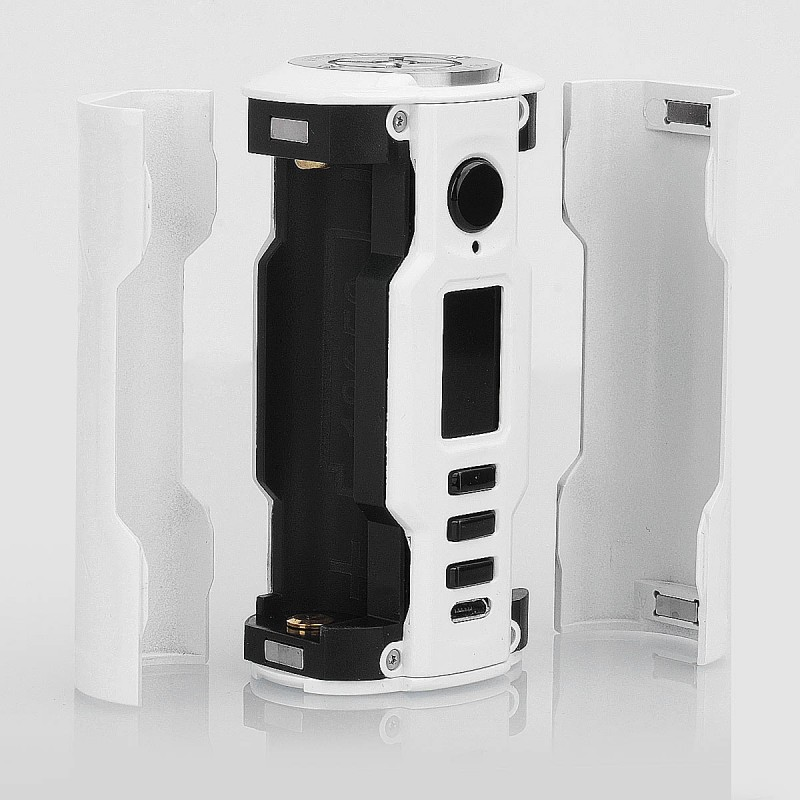 Authentic Vapecige Creator Evolv Dna75c 75w White Tc Vw
