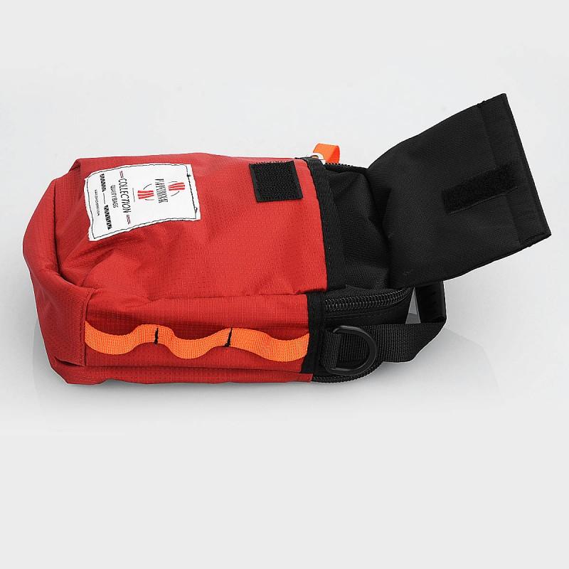 Authentic Vapethink Explorer 1 Carrying Storage Bag For E Cigarette Black Red