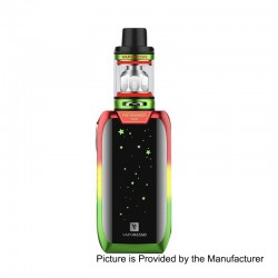 Authentic Vaporesso Revenger Mini 85W 2500mAh TC VW Variable Wattage Mod + NRG SE Tank Kit - Rainbow, 5~85W, 3.5ml, 22mm Dia.