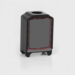 SXK Replacement Tank for BB Box Mod Kit - Black, PC + Glass