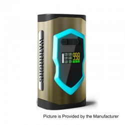 Laisimo Warriors 230W Box Mod Giveaway