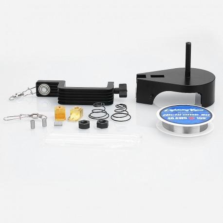 Authentic Avidartisan Daedalus Pro Coil Jig Coiling Tool Set - Black