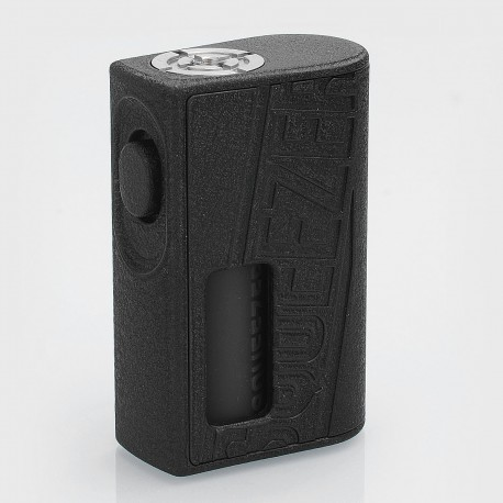 Authentic Hugo Squeezer BF Squonk Mechanical Box Mod - Black, 8ml, 1 x 18650 / 20700