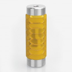 Authentic Wismec Reuleaux RX Machina Mechanical Mod - Honeycomb Resin, Stainless Steel + Resin, 1 x 18650 / 20700