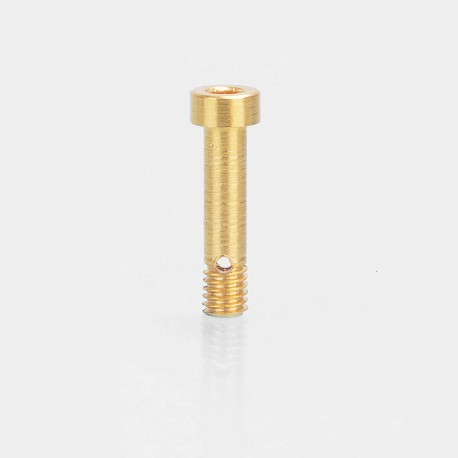 Authentic GAS Mods Replacement BF Bottom Feeder Squonk Pin for Nixon V1.5 RDTA - Gold, Stainless Steel