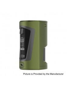 Authentic GeekVape GBOX 200W Squonk Box Mod - Army Green, 2 x 18650, 8ml