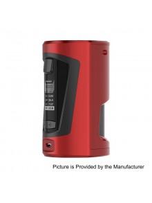 Authentic GeekVape GBOX 200W Squonk Box Mod - Wine Red, 2 x 18650, 8ml