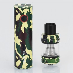 Authentic SMOKTech SMOK Stick V8 3000mAh Battery + TFV8 Big Baby Tank Starter Kit - Camouflage, 5ml, 24.5mm Diameter