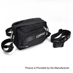 Authentic Vapethink Blade 2 Carrying Storage Bag for E-cigarette - Black, Polyester, 185 x 140 x 75mm