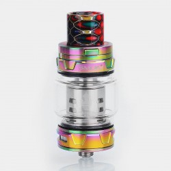 Authentic SMOKTech SMOK TFV12 Prince Sub Ohm Tank - 7-Color, Stainless Steel, 8ml, 28mm Diameter, Standard Edition