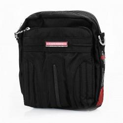 Authentic Vapethink MIB Men-in-Black 1 Carrying Storage Bag for E-cigarette - Black, Polyester, 150 x 185 x 80mm