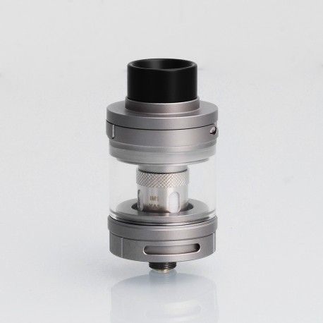 Authentic GeekVape Shield Sub Ohm Tank Atomizer - Silver, Stainless Steel, 4.5ml