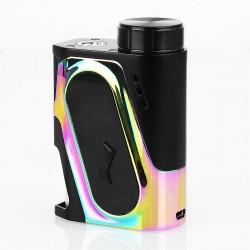 Authentic IJOY Capo 100W Squonk Box Mod - Rainbow, 1 x 18650 / 20700 / 21700