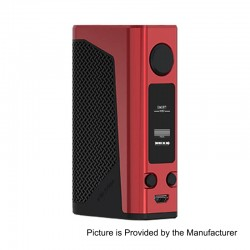 Authentic Joyetech eVic Primo 2.0 228W TC VW Variable Wattage Box Mod - Red, 1~228W, 2 x 18650