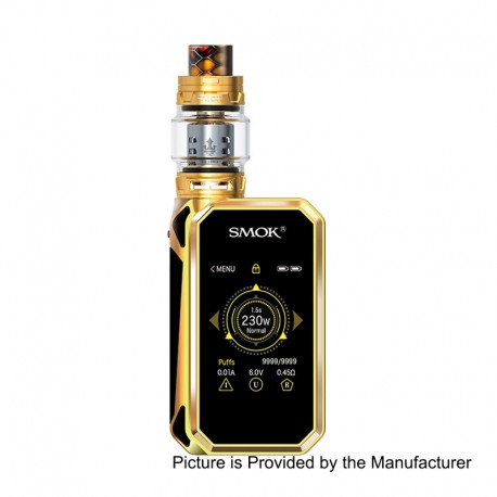 Authentic Smok G Priv 2 Luxe Edition 230w Gold Mod Tfv12