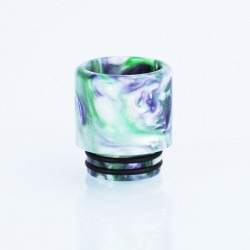 Authentic Vapjoy 810 Wide Bore Drip Tip for TFV8 / TFV12 Tank / Goon / Reload RDA - Random Color, Resin, 18mm