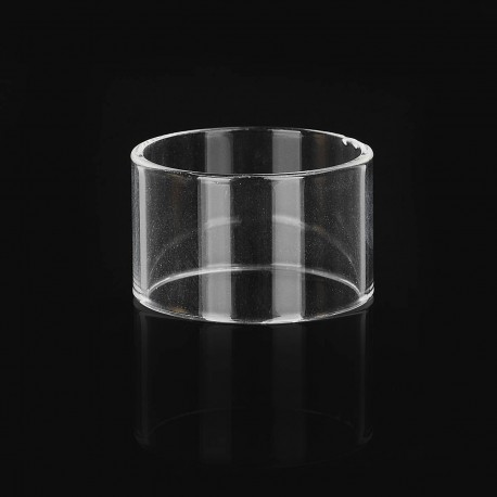 Replacement Tank Tube for Augvape Boreas V2 RTA - Transparent, Glass, 5ml