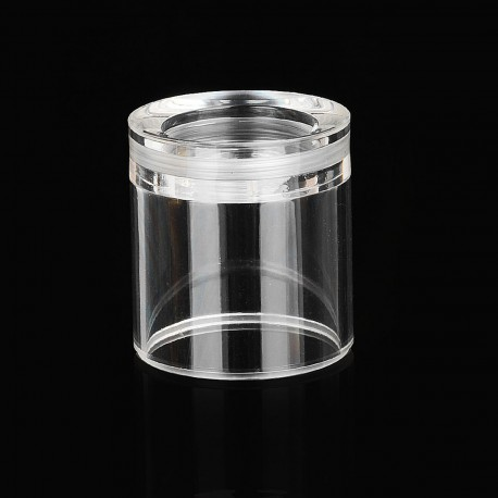 SXK Replacement Tank Tube for KF Prime Style RTA - Transparent, PC