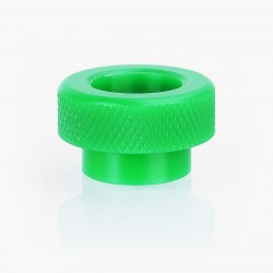 810 Wide Bore Drip Tip for 528 Goon / Kennedy / Reload RDA - Green, POM, 10.8mm