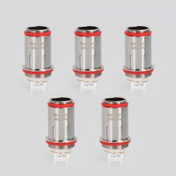 Authentic ISK Replacement Coil Head for Armor Sub Ohm Tank Atomizer - 0.3 Ohm (30~80W) (5 PCS)