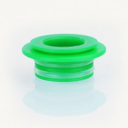 810 to 510 Drip Tip Adapter for TFV8 / TFV12 Tank / 528 Goon / Kennedy / Reload RDA - Green, POM