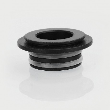 810 to 510 Drip Tip Adapter for TFV8 / TFV12 Tank / 528 Goon / Kennedy / Reload RDA - Black, POM