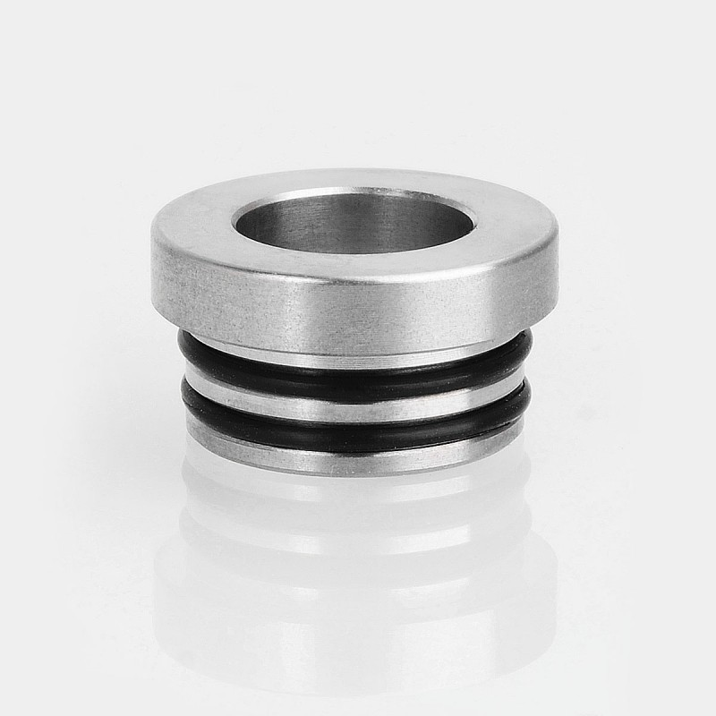 810 to 510 Silver Drip Tip Adapter for RDA / RTA / Sub Ohm