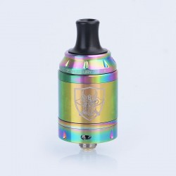 Authentic Vandy Vape Berserker Mini MTL RTA Rebuildable Tank Atomizer - Rainbow, Stainless Steel, 2ml, 22mm Diameter