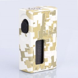 Authentic Hugo Vapor Squeezer BF Squonk Mechanical Box Mod - Army Green, 10ml, 1 x 18650 / 20700