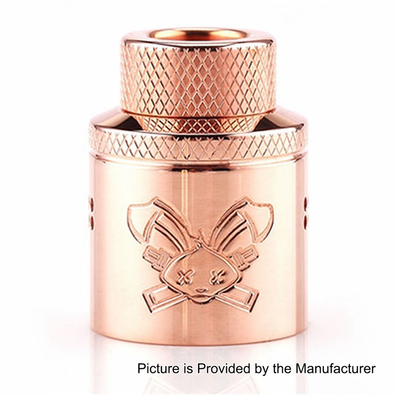 Authentic Hellvape Priest T2 Copper Cap For 24mm Dead