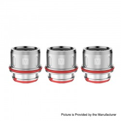 Authentic Vaporesso GTM2 Replacement Coil for Cascade Sub Ohm Tank - 0.4ohm (40~80W) (3 PCS)
