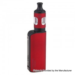 Authentic Innokin EZ.WATT 35W 1500mAh Mod + Prism T20S Tank Kit - Red, 13~35W, 0.8 Ohm, 2ml, 20mm Diameter