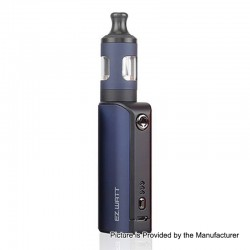 Authentic Innokin EZ.WATT 35W 1500mAh Mod + Prism T20S Tank Kit - Blue, 13~35W, 0.8 Ohm, 2ml, 20mm Diameter