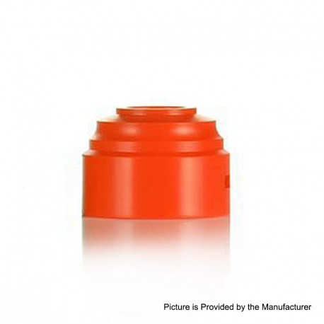 Authentic GAS Mods Replacement Colour Caps for G.R.1 GR1 RDA - Orange, POM, 24mm Diameter
