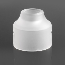 Authentic Oumier Replacement Top Cap for Wasp Nano Mini RDA - White, PC